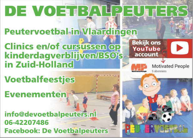 Voetbalpeuters