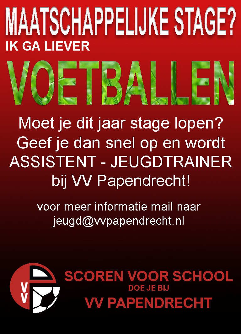 vv-papendrecht-stage